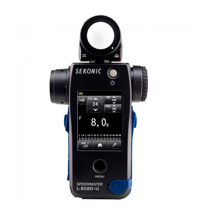 Sekonic L-858D Speedmaster Light Meter