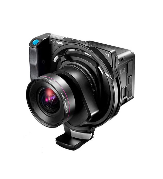 Phase One XT IQ4 100MP Trichromatic + 70mm Lens