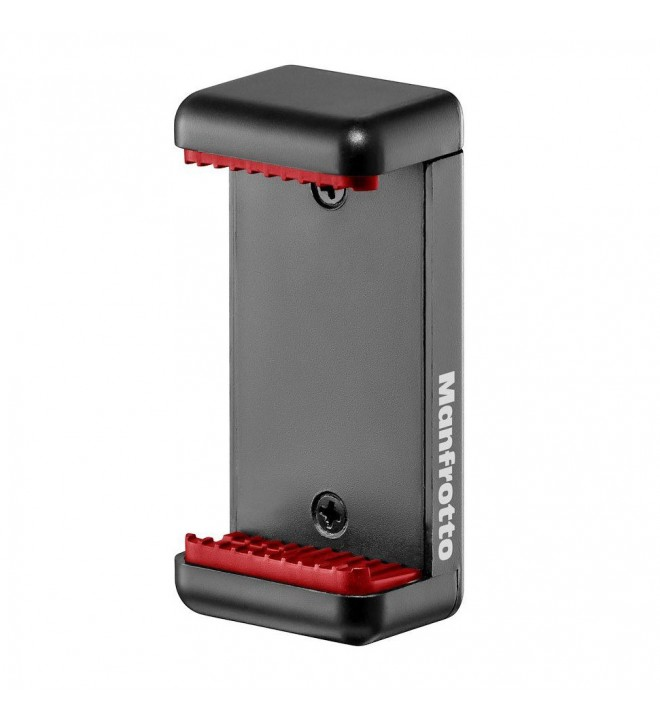 Manfrotto Universal Smartphone Clamp with ¼ thread connections