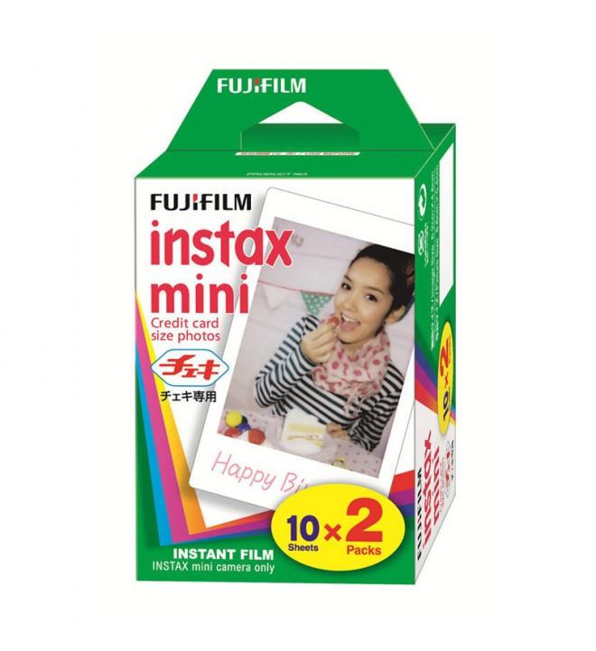 Fujifilm Instax Mini - za Instax Mini - film - 20 listov