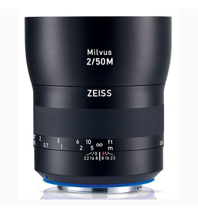 ZEISS Milvus 2/50M EF Mount Canon (ZE)
