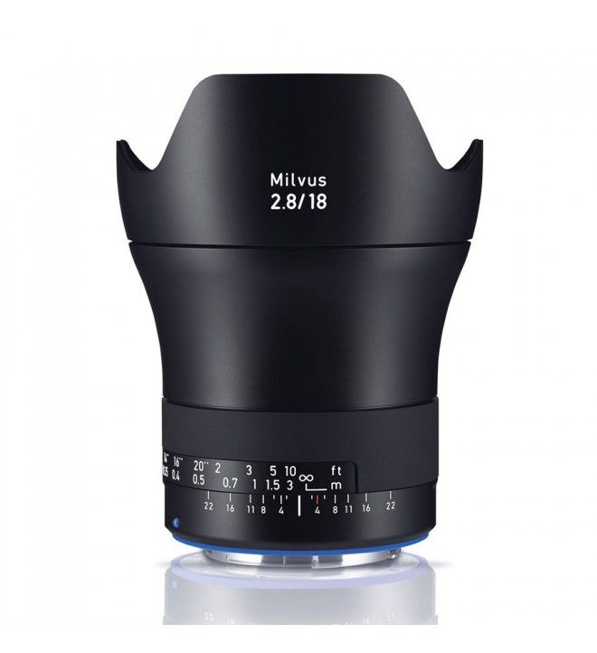 ZEISS Milvus 2.8/18 ZE Canon