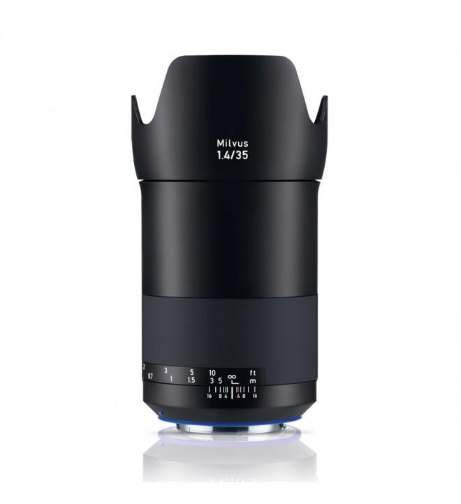 ZEISS Milvus 1.4/35 ZE Canon